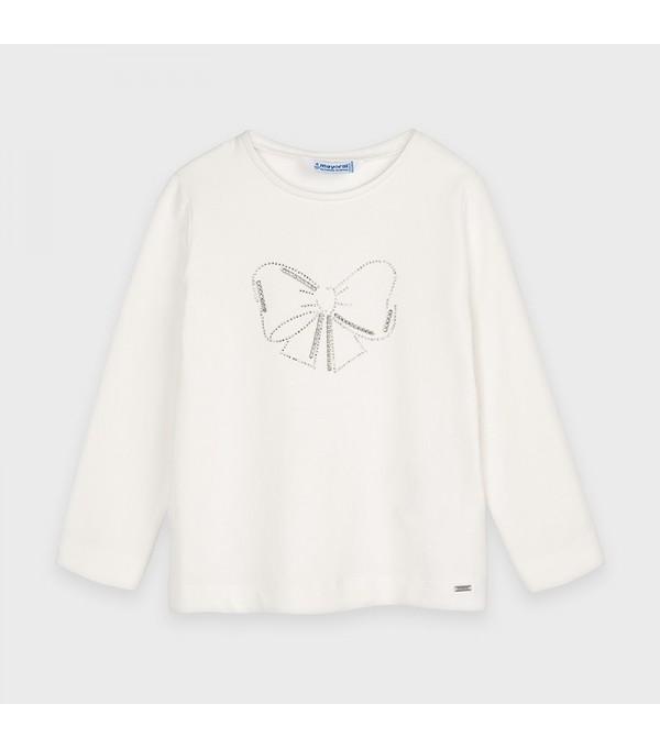 Bluza maneca lunga basic fetita MY-BL46V