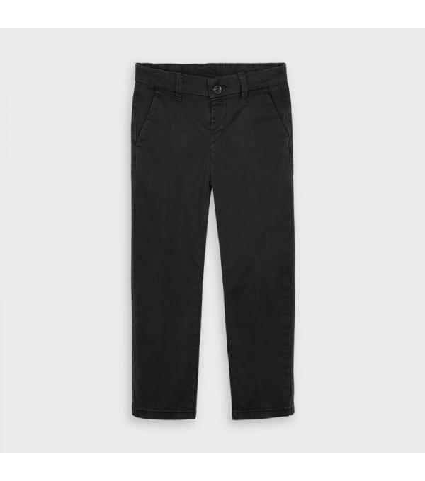 Pantaloni negri baiat MAYORAL 513 MY-PL100Y
