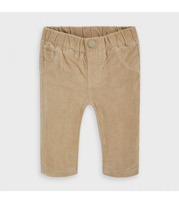 Pantaloni crem raiati baiat MAYORAL 591 MY-PL15p