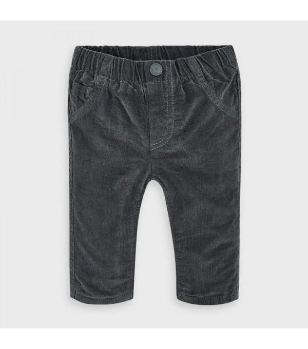 Pantaloni gri raiati baiat MAYORAL 591 MY-PL15p