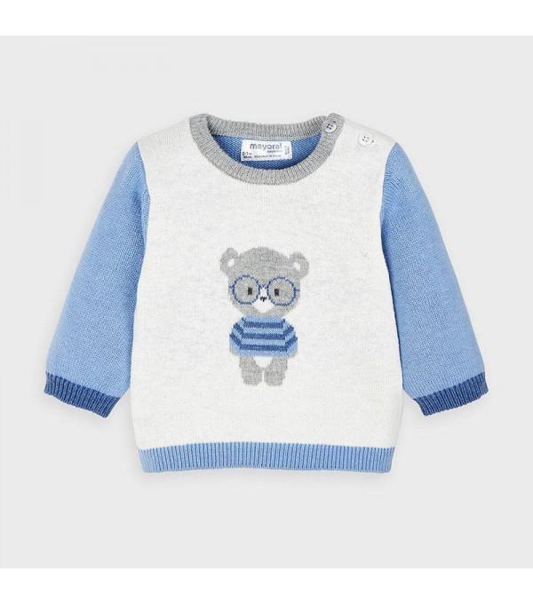 Bluza albastra 2340 Mayoral MY-BL13v