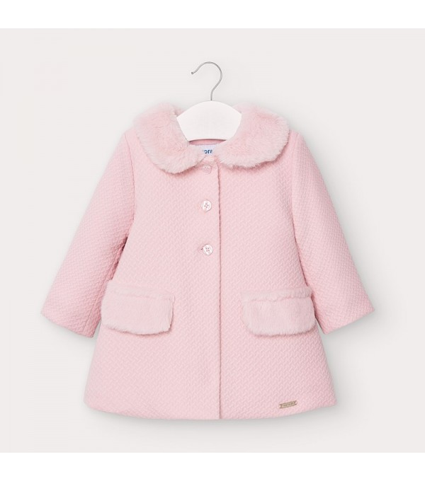 Palton roz Mayoral MY-g04z