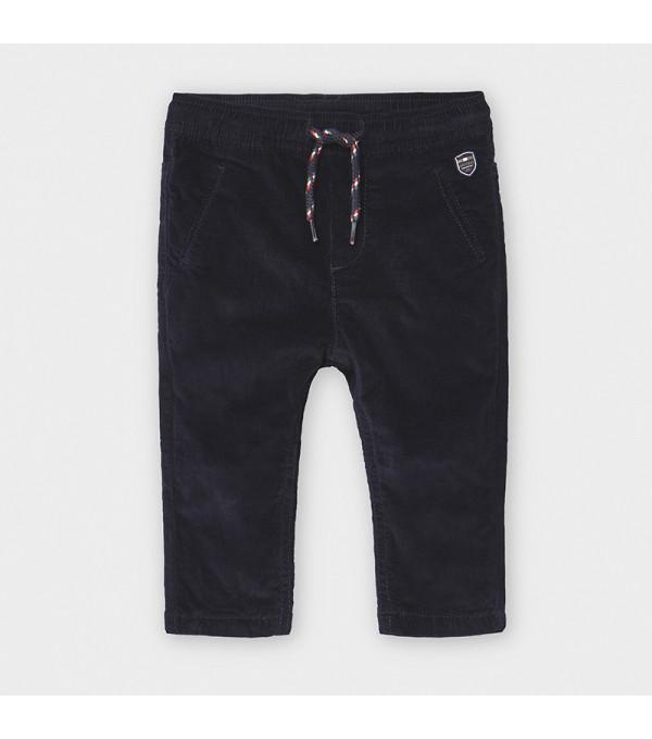 Pantaloni lungi microraiat bebe baiat 2576 MY-PL121Y