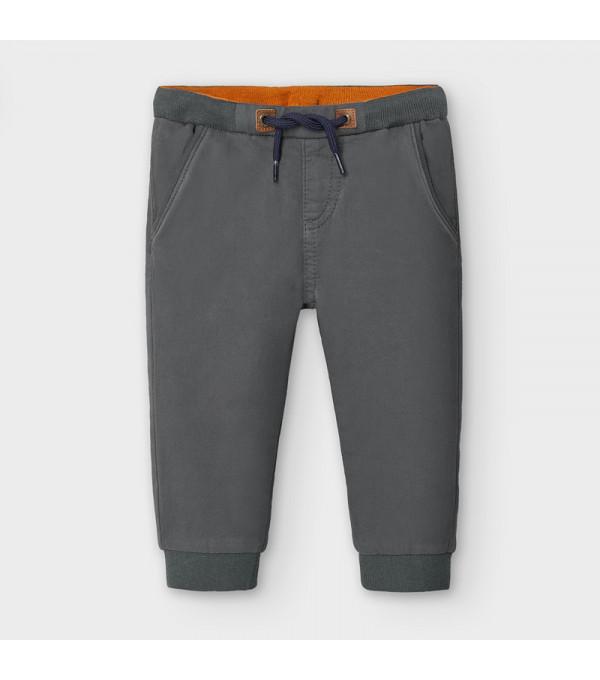 Pantaloni lungi talie dungi bebe baiat 02579 MY-PL120Y