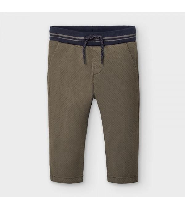 Pantaloni lungi chino bebe baiat 2580 MY-PL117Y