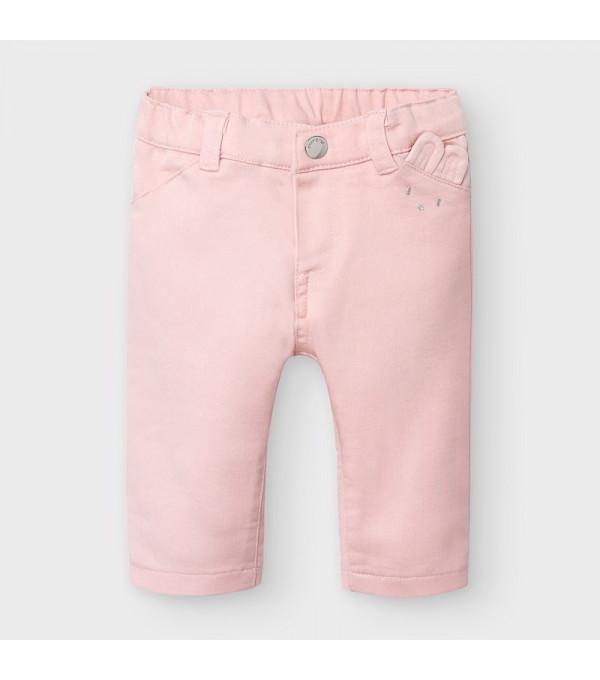 Pantaloni roz fata bebe Mayoral MY-PL08V