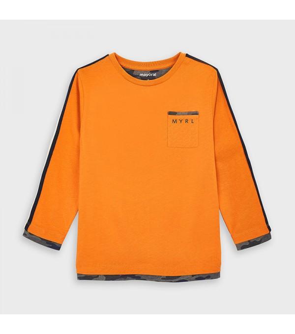 Bluza portocalie Mayoral MY-BL22v