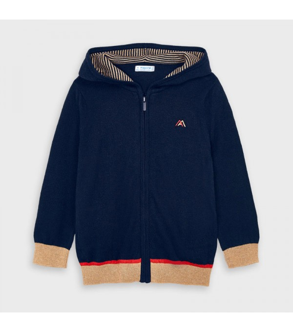 Jacheta tricot baiat MY-G16V