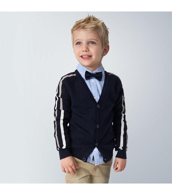 Cardigan tricot baiat 4339 MY-BL151Y