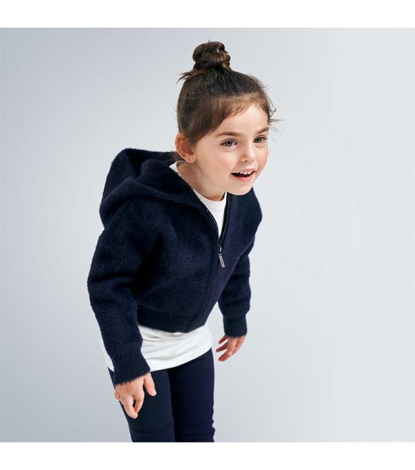 Jacheta tricot fetita 4354 MY-G106Y