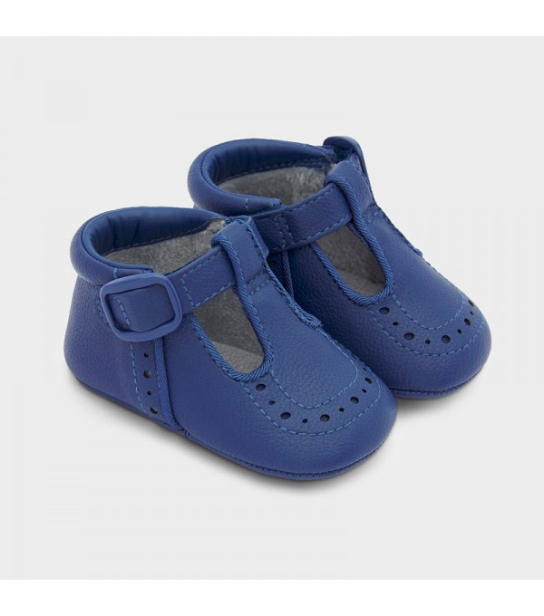 Pantofi nou-nascut baiat MY-PANTF03V