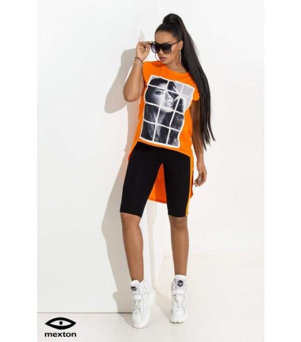 Set negru -portocaliu marca MEXTON Mexcs8122z