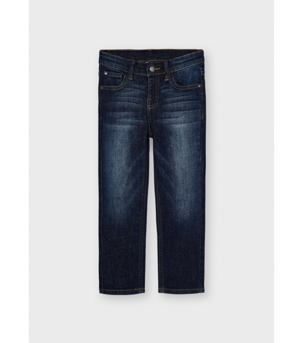 Pantaloni denim regular fit basic 541 MY-BG11Y