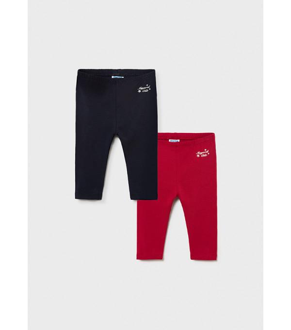 Set 2 leggings ECOFRIENDS bebe fata 702 MY-PL02Y