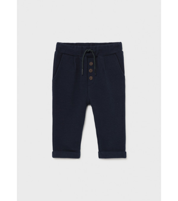 Pantaloni lungi confortabili bebe baiat 2536 MY-PL13Y