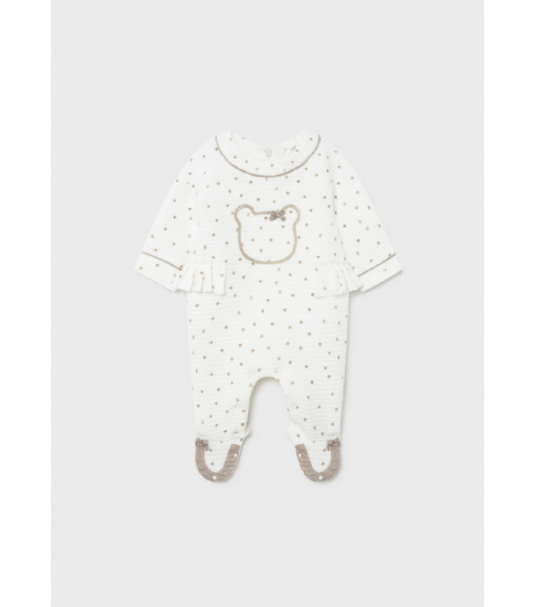 Pijama buline nou-nascut fata 2657 MY-PIJA02Y
