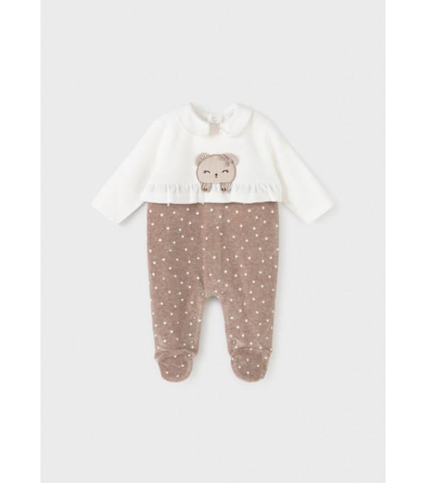 Pijama nou-nascut fata 2663 MY-BD05Y