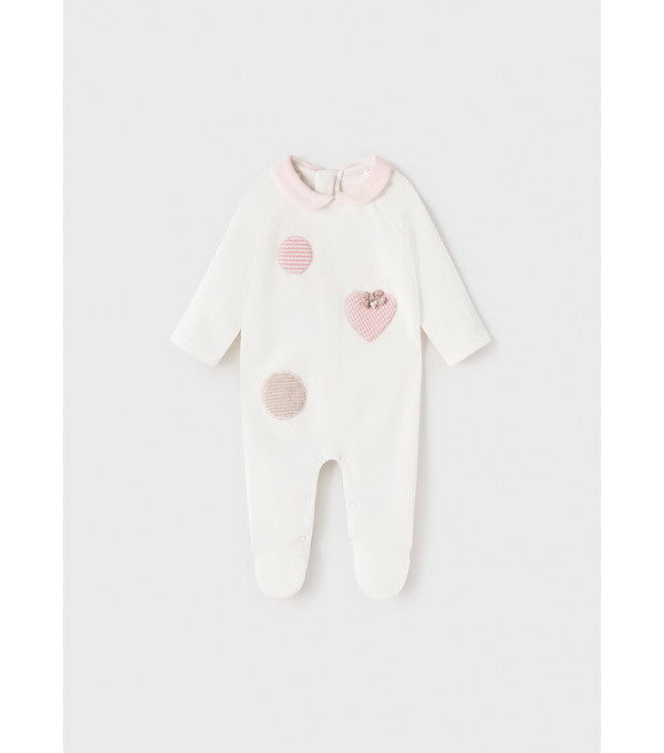 Pijama nou-nascut fata 2664 MY-PIJA03Y