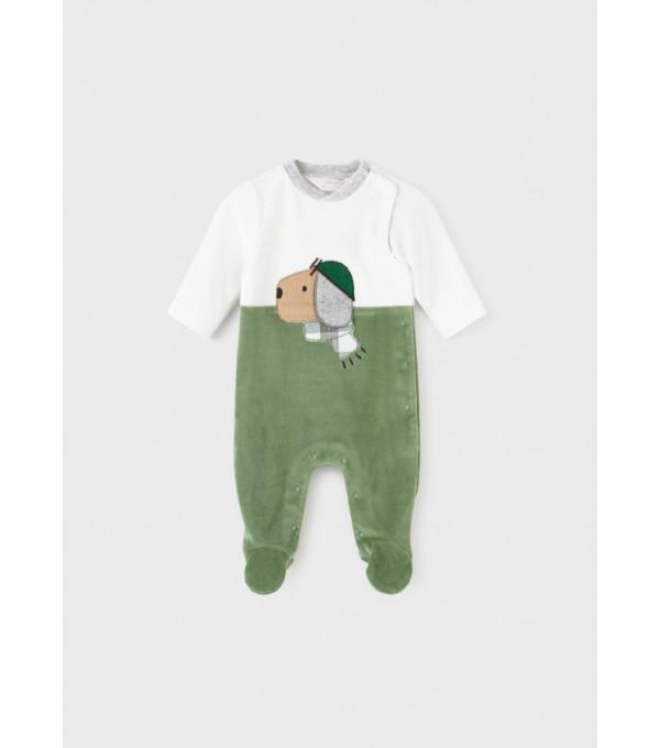 Pijama catelus nou-nascut baiat 2681 MY-PIJA05Y