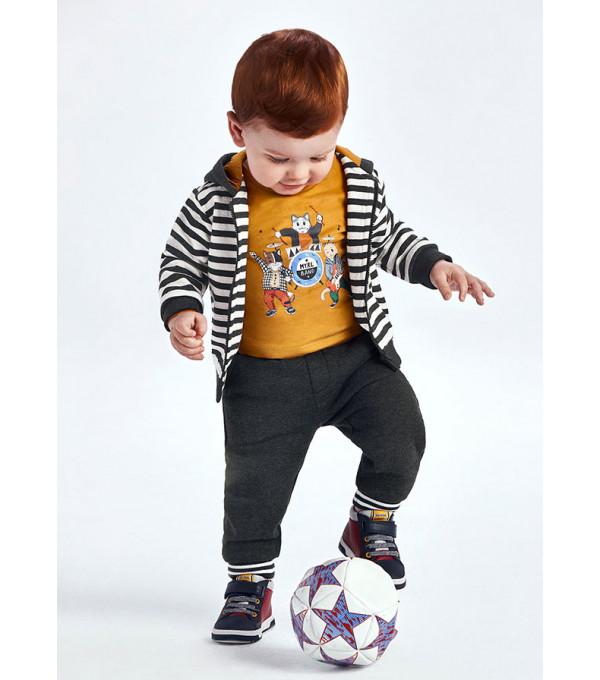 Trening bluza dubla bebe baiat 2830 MY-TRG20Y