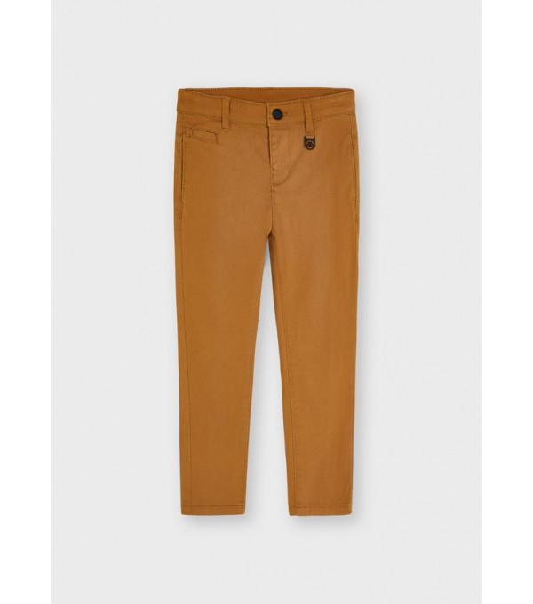 Pantaloni lungi chino pique skinny baiat  4568 MY-PL12Y