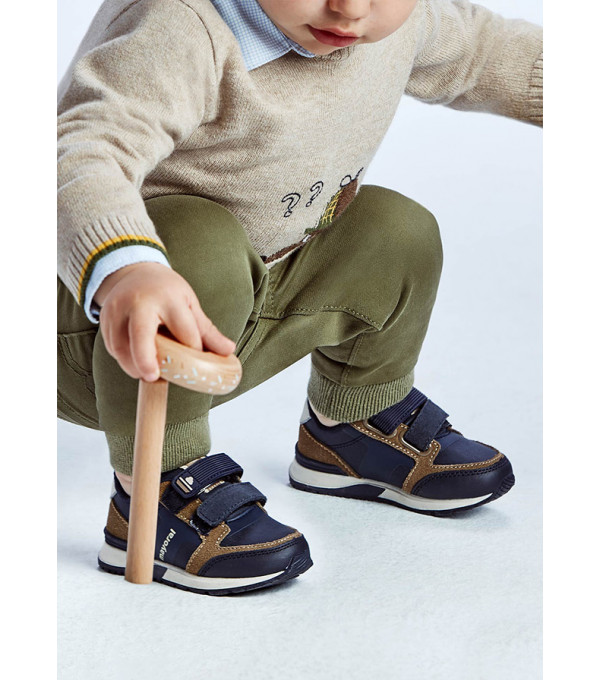 Pantofi Sport Comfort arici bebe baiat 42270 MY-TEN06Y