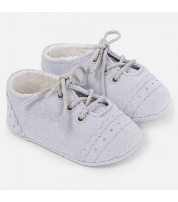 Pantofi albi baieti Mayoral MY-PANTF100Z