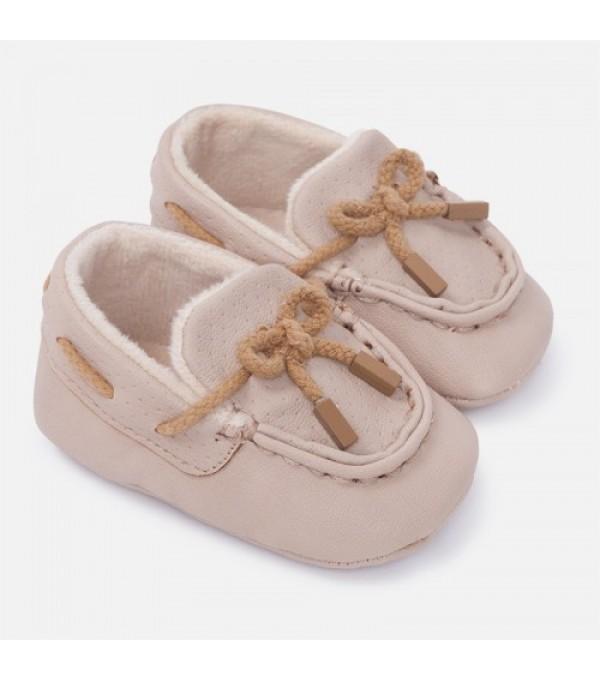 Pantofi crem baieti Mayoral MY-PANTF12D