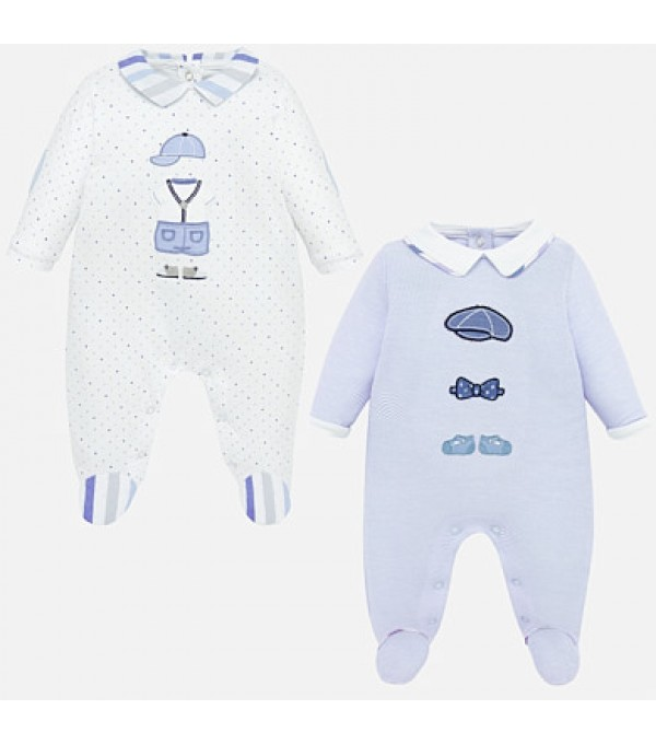 Set pijamale bebe nou-nascut MY-SET62P