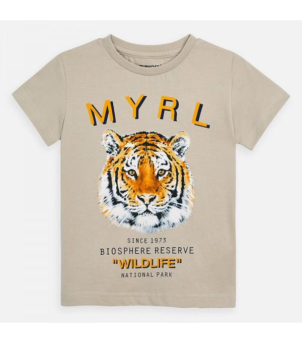 Tricou tigru Mayoral MY-BL51P