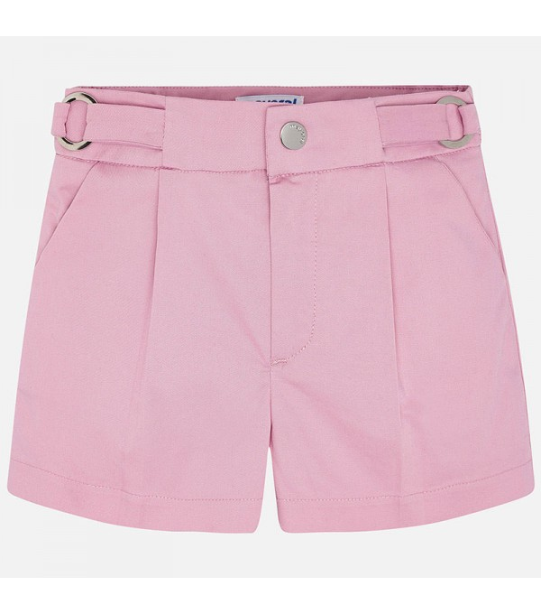 Pantaloni scurti roz Mayoral MY-PS37W