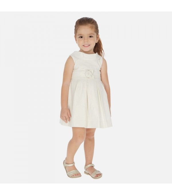Rochie ivory sidef fata MAYORAL 3927 MY-R120W