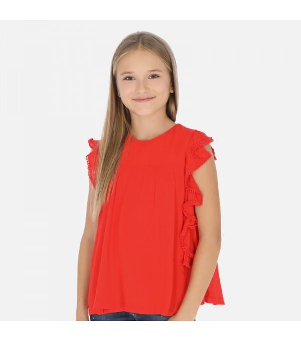 Bluza rosie fete Mayoral MY-BL109W