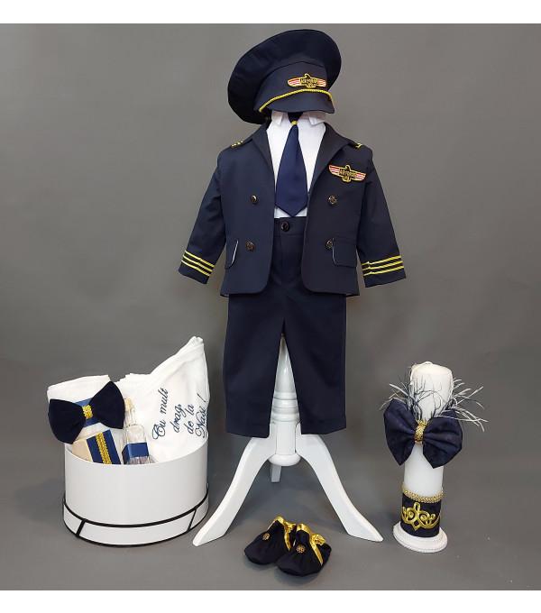 Costum botez aviator NB-CS02X
