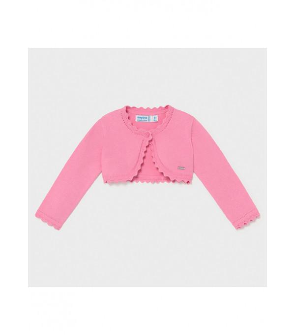 Cardigan tricot Ecofriends basic bebe fetita 00306 MY-BO04X