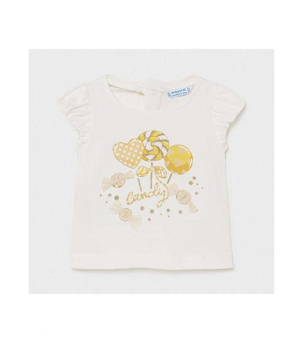 Tricou Ecofriends acadele bebe fetita 1081 MY-BL83X
