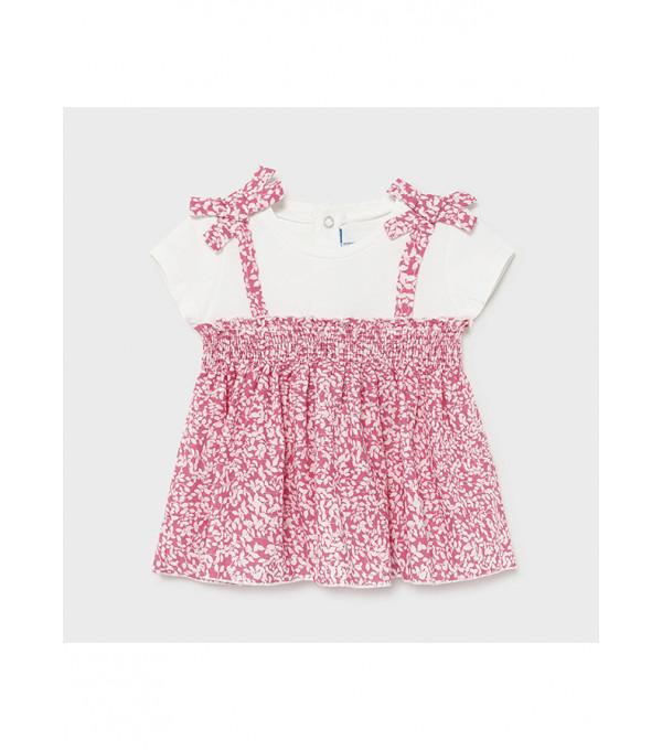 Bluza combinata bebe fetita 1178 MY-BL95X