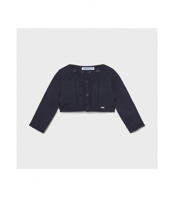 Cardigan tricot bebe fetita 1336 MY-BO03X