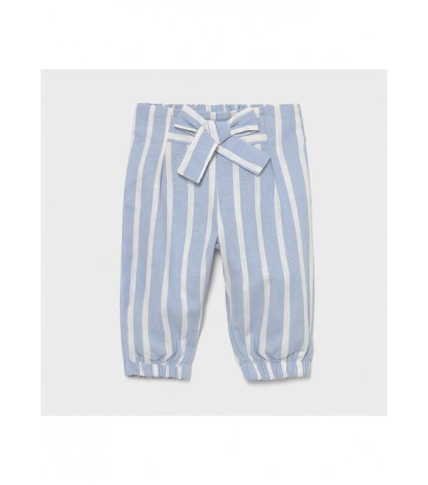 Pantaloni lungi fluizi bebe fetita  1578 MY-PL23X