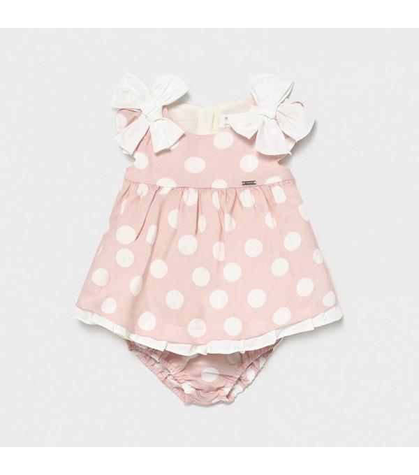 Rochie buline fundite new born fata 1820 MAYORAL MY-R18X