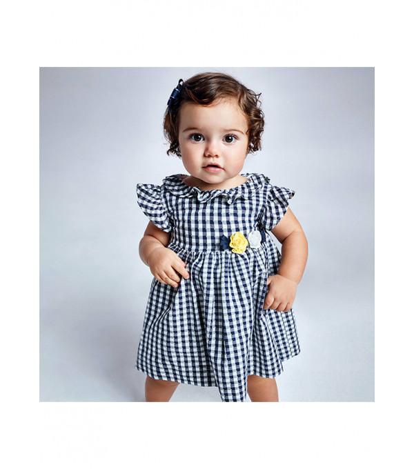 Rochie vichy bebe fetita 1965 MY-R71X