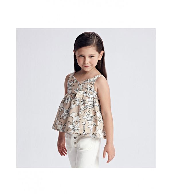 Bluza in imprimeu fetita 3193 MY-BL104X