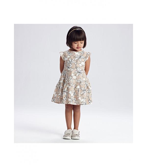 Rochie in imprimeu fetita 3941 MY-R117X