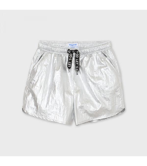 Pantaloni scurti metalizati fata 6275 MY-PS22X