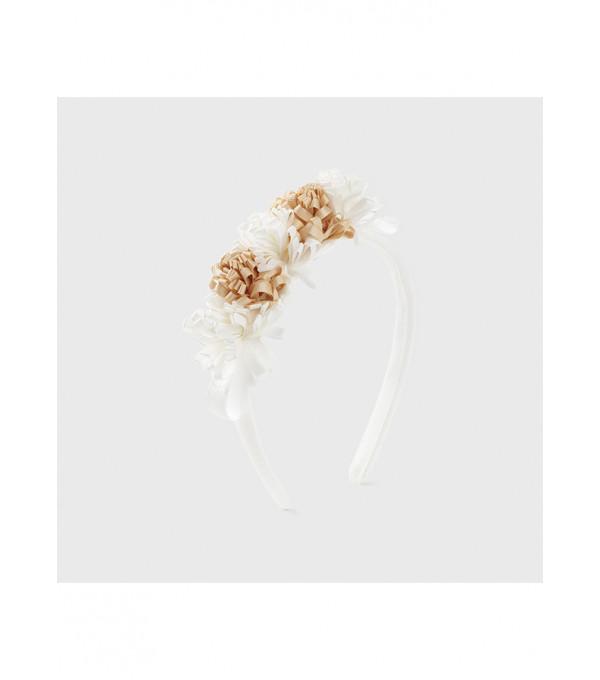Diadema flori bebe fetita 10029 MY-BENT03X