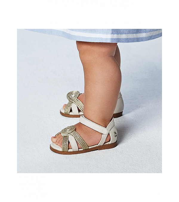 Sandale impletite bebe fetita 41264 MY-SAND16X