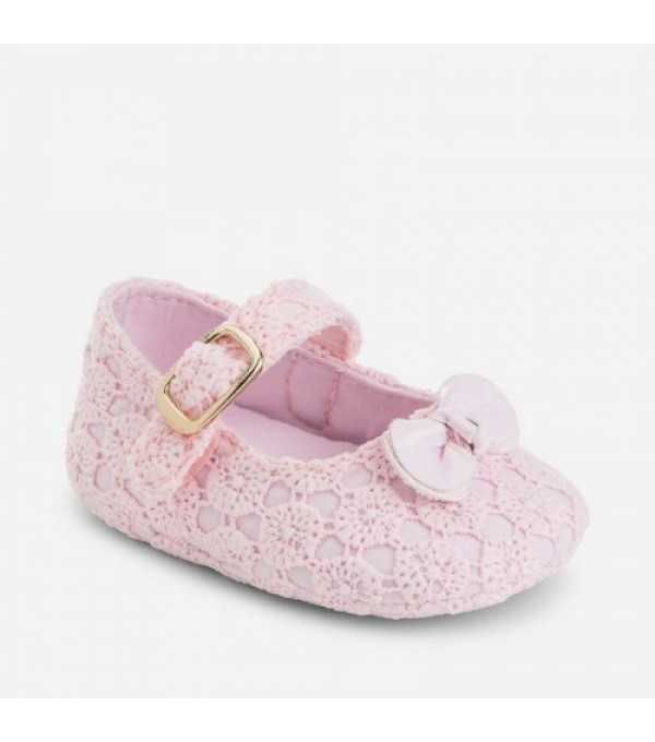 Pantofi roz fetite MAYORAL 9502 my-pantf04g