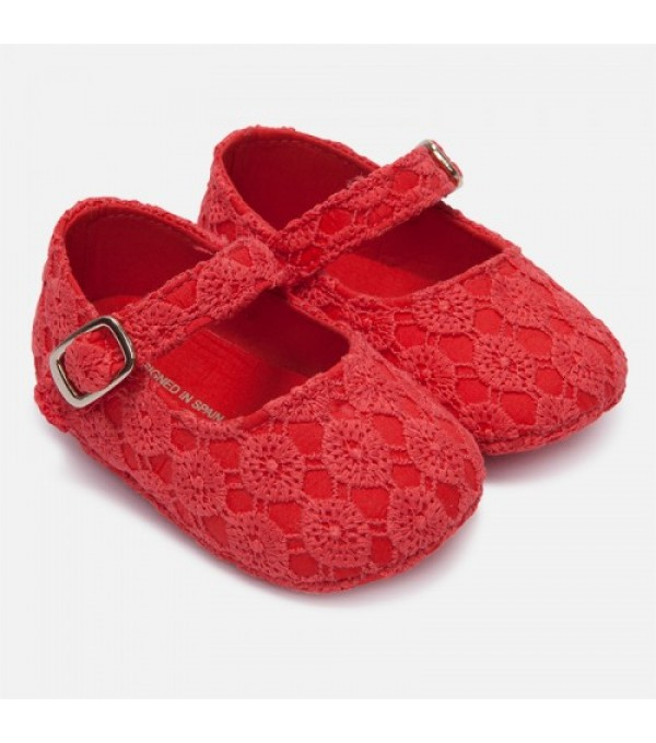 Pantofi corai fetite Mayoral MY-PANTF04G