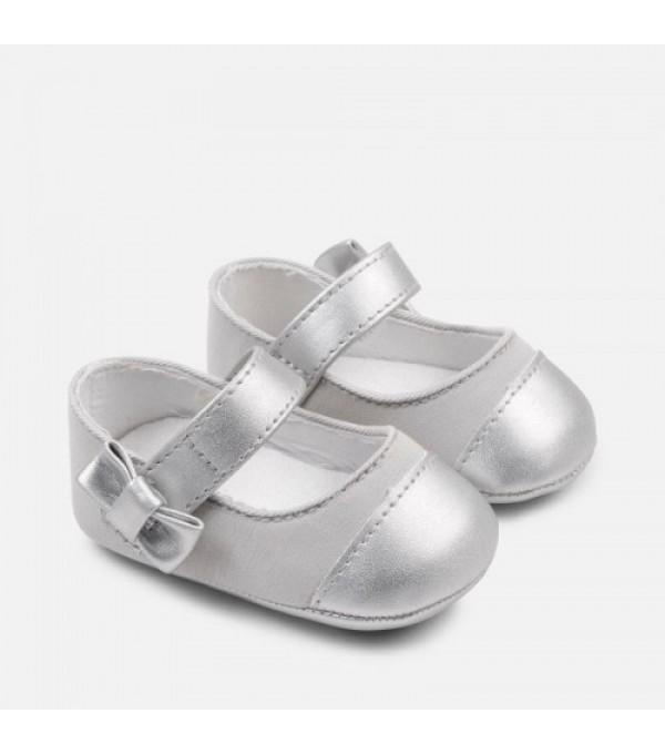 Pantofi fetite gri Mayoral my-bal01k