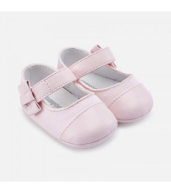 Pantofi fetite roz Mayoral my-bal01k